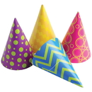 U.S. Toy 909 Party Hats