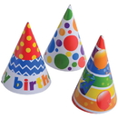 US TOY 910 Happy Birthday Hats