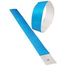 U.S. Toy C19-88 Event Wristbands / Neon Blue 100-pc