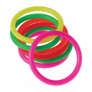 U.S. Toy C5 Small Neon Carnival Rings