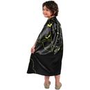 U.S. Toy CM59 Superhero Black Bat Cape