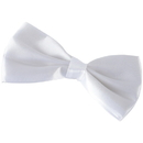 U.S. Toy CM62-11 Clip On Bowtie / White