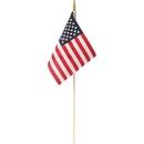 U.S. Toy D15 USA Flags - 8x12 Cloth