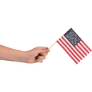 U.S. Toy D1 USA Flags - 4x6 Cloth
