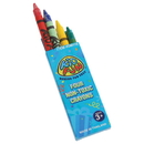 U.S. Toy DM119 4-Pack Kid Fun Crayons