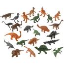 US TOY DM45 Dinosaur Figures, 2.25 in.