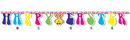 U.S. Toy ED181 Happy Easter Banner