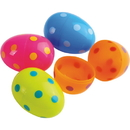 U.S. Toy ED250 Polka Dot Easter Eggs