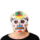 U.S. Toy FA982 Day of the Dead Mask