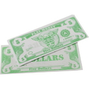 U.S. Toy GA18-5 1000 Pack of Play Money Bills - $5 Bills