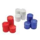 U.S. Toy GA30-11 White Poker Chips / 100-Bg