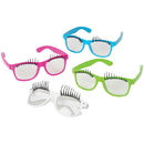 U.S. Toy GL48 Eyelash Toy Sunglasses