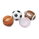 U.S. Toy GS115 Mini Sports Balls / Foam Filled