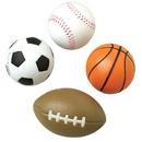 U.S. Toy GS379 Squeeze Sport Balls