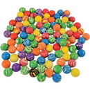 U.S. Toy GS630 Bouncy Ball Assortment / 35 mm - 100 PIeces