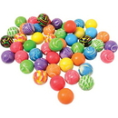 U.S. Toy GS631 Bouncy Ball Assortment / 45 mm - 50 Pieces