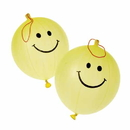 U.S. Toy GS707 Smile Face Punch Balls