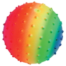 U.S. Toy GS827 Rainbow Knobby Balls / 5 inch