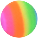 US TOY GS831 Rainbow Playground Balls, 9 inch