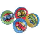 U.S. Toy GS841 Superhero Bounce Balls / 32mm