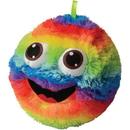 U.S. Toy GS876 Rainbow Fluffy Ball / 9 inch