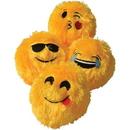 U.S. Toy GS878 Fluffy Emoji Balls / 6 inch
