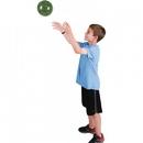 U.S. Toy GS887 Neon Polka Dot PVC Balls/5 inch