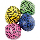 U.S. Toy GS888 Animal Print Kick Balls/4-PC
