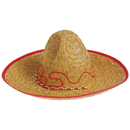 U.S. Toy H106 Child Size Woven Authentic Mexican Sombrero