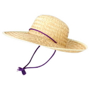 U.S. Toy H130 Lady's Woven Sun Hat