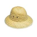 U.S. Toy H133 Woven Safari Pith Hat