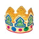 U.S. Toy H159 Child Foil Crowns