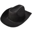 U.S. Toy H244 Cowboy Hat / Black