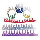 U.S. Toy H258 Prism Metallic Crowns