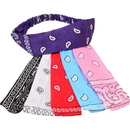 U.S. Toy H275 Bandana Headbands