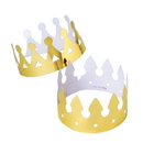U.S. Toy H28 Foil Crowns