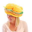 U.S. Toy H335 Hamburger Hat