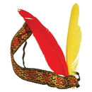 U.S. Toy H368 American Indian Feather Headband