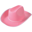 U.S. Toy H373 Cowboy Hat / Pink