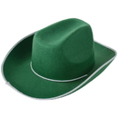 U.S. Toy H387 Cowboy Hat / Green