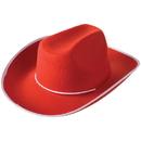 U.S. Toy H388 Cowboy Hat / Red