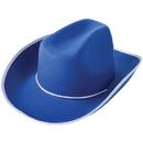 U.S. Toy H389 Cowboy Hat / Blue