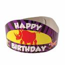 U.S. Toy H481 Safari Paper Crowns
