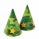 U.S. Toy H482 Camo Paper Hats