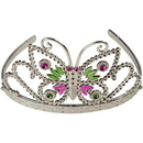 U.S. Toy H488 Princess Butterfly Tiaras