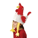 U.S. Toy H530 Rooster Hat