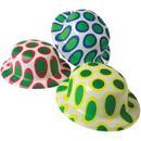 U.S. Toy H574 Green Polka Dot Derbies