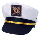 U.S. Toy H79 Captain's Yacht Cap