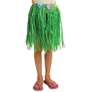 U.S. Toy HL121 Green Child Hula Skirt with Flowers