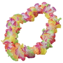 US TOY HL173 Rainbow Large Petal Hawaiian Leis